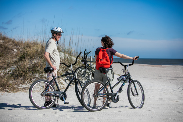 Amelia Island is perfect for those that love recreation
